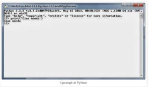 python.prompt