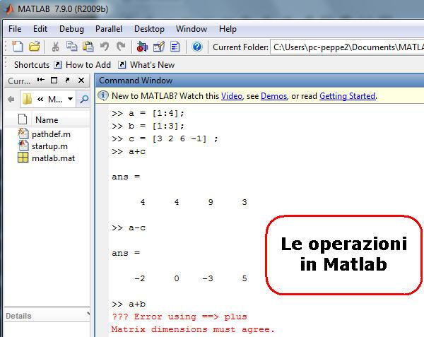 operazioni.matlab